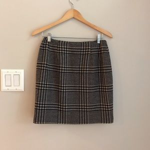 Ann Taylor Wool Skirt